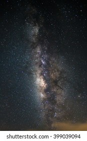 The Milky Way across the sky.