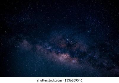 Milky Way at Ang Thong Island