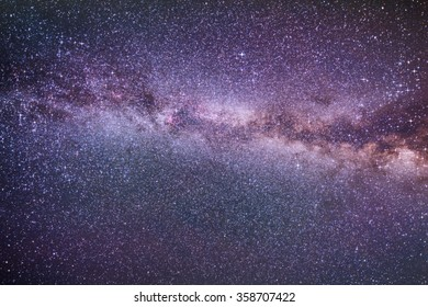 Milky way in the dream