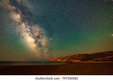Milky way in our skies