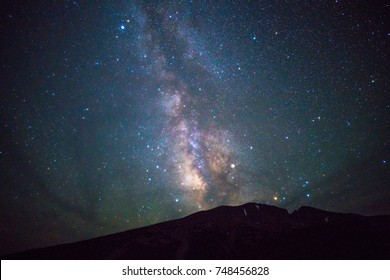 Milky way over Great Basin national park
