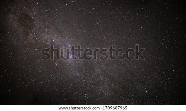 Milky way photography night photo