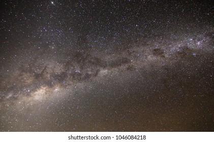 Milky way, San Pedro de Atacama, Chile