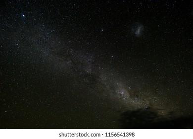 Milky way, taken in South Australia, in southern hemishphere