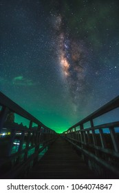 Milky Way at Thailand