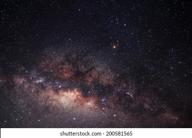 The Milky Way This is a galaxy near Earth most.