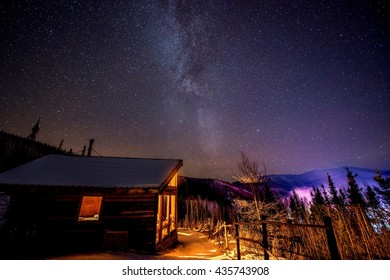 Milkyway & aurorium