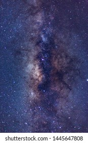 Milkyway Galaxy Rise from North Borneo, Sabah, Malaysia. Image contains excessive noise, film grain, compression artifacts or posterization.