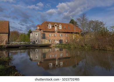 mill called Schepersche Muehle, Germany