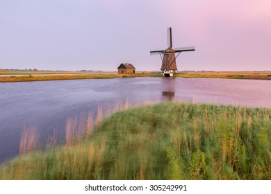 Mill of the North at the Island of Texel