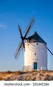 mill in spain