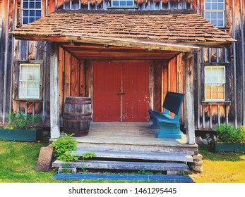 Millbrook Village, part of the Delaware Water Gap National Recreation Area, is a re-created community of the 1800s that located in Hardwick New Jersey United States.