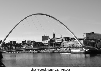 Millenium Bridge, Newcastle