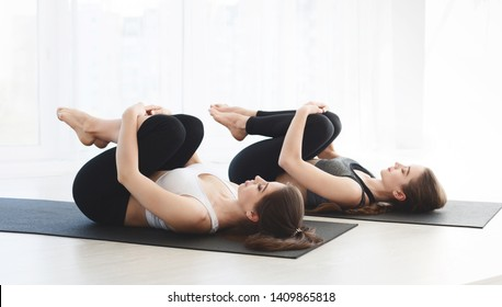 hard yoga pose images stock photos  vectors  shutterstock