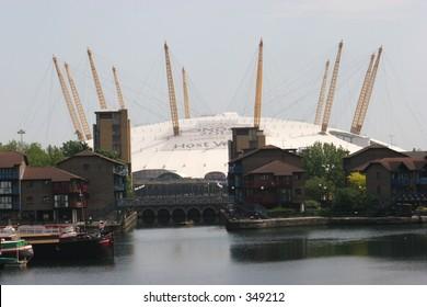 Millennium Dome, Docklands