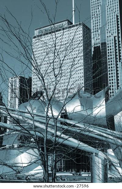 Millennium Park, Chicago, IL