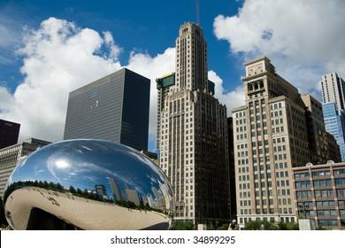 Millennium Park, Chicago, Illinois