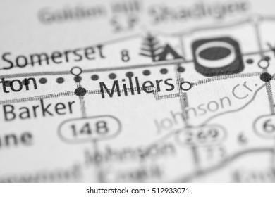 Millers. New York. USA