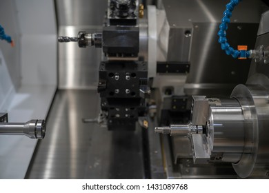 Milling CNC machine manufacturing industry