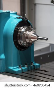 Milling machining centers CNC for metal processing