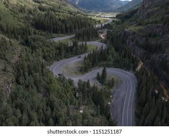 Million Dollar Highway Colorado Route 550