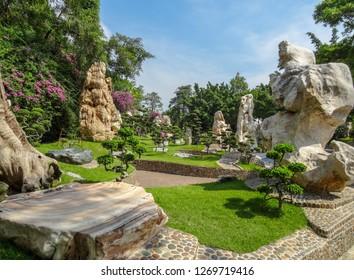 The Million Years Stone Park, Pattaya, Thailand