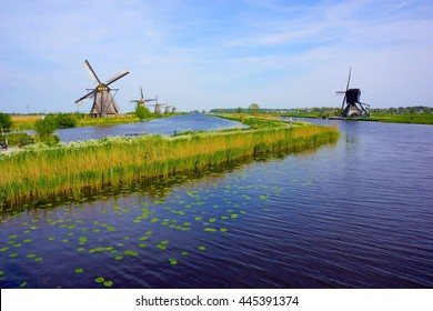 MILLS OF HOLLAND