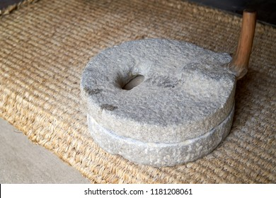 A Millstone, In Korea