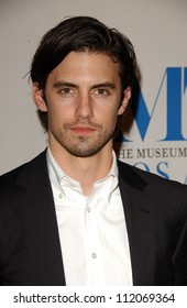 "Milo Ventimiglia at the 24th Annual William S. Paley Television Festival Featuring ""Heroes"" presented by the Museum of Television and Radio. DGA, Beverly Hills, CA. 03-10-07"