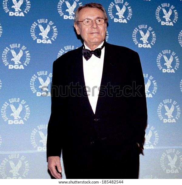MILOS FORMAN at the 40th Annual DGA Honors in New York City, 11/16/03