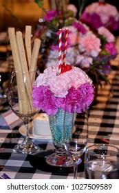 Milshake Floral Arrangement