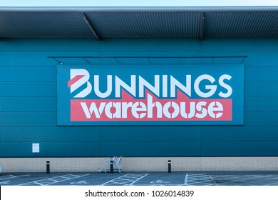 Milton Keynes,England on 7th Feb 2018:Bunnings warehouse is a international household hardware chain and has been owned by Wesfarmers since 1994, and has recently purchased some Homebase UK stores