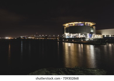 Milwaukee Lakefront at Night