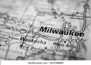Milwaukee on the map