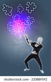 Mime presents puzzle