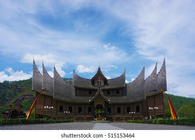 The Minagkabau House - Padang, Indonesia