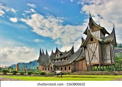 Minang House Batusangkar