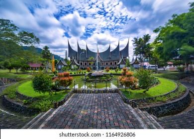 Minang Kabau House