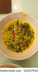 Minang traditional food or 'Nasi Padang'