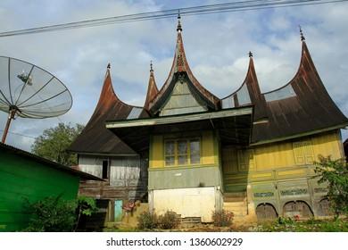 Minang Traditional House