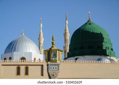 Minarates of Masjid Prophet