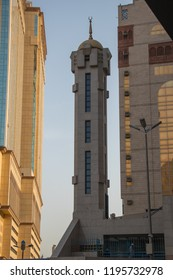 Minaret of Masjid al-Jinn. Mecca - Saudi Arabia