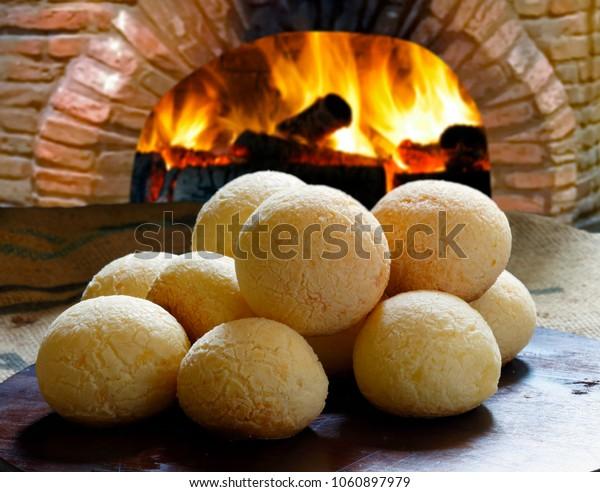 Minas Gerais cheese bread
