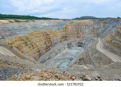 The mine is located in Phichit Thailand. This area has been mined for copper, silver, gold, and other minerals
