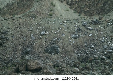 minefield, border of Afghanistan