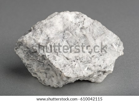 Mineral Magnesite Magnesite Burnt Make Magnesium Stock Photo Edit