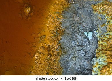 mineral textures of copper mines