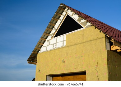 mineral wool house insulation
