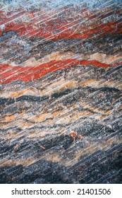 minerals background  - vertical (wall of salt mine)