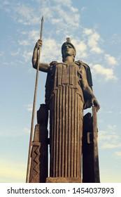 Minerva - Statue on the top of Circulo de Bellas Artes